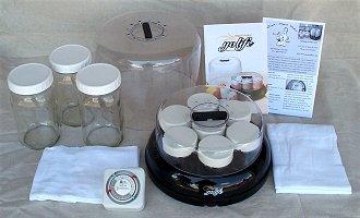 yolife yogurt maker instructions